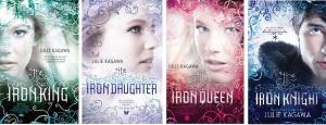 Iron fey pretties by Julie kagawa